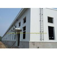Quality Industrial Construction Workshop Steel Structure Buildings Hot Dip Galvanised for sale