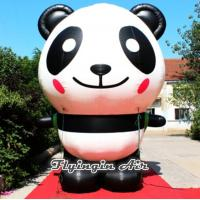 Wholesale 3m Height Inflatable Cute Panda for Zoo and Other Events Decoration from china suppliers