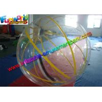 China 2M Colorful Inflatable Zorb Ball Pool Large Water Hamster Ball on sale