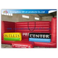 Wholesale Box Shape Inflated Toys Jumping Bouncer Inflatable Bouncy Castle For Kids from china suppliers