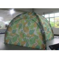 PVC Advertising Inflatables dome Tent UV resistant for Warehouse