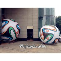 Wholesale Customized Inflatable Football Model for Outdoor Decoration and Advertisement from china suppliers