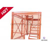 Wholesale Box Type Ladders And Scaffold Towers , Lightweight Scaffold Tower With Satety Protecting Netting from china suppliers