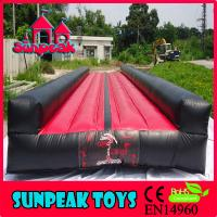Wholesale SP-1420 Best Quality Customized Size Inflatable Gymnastics Mats For Sale from china suppliers
