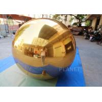 Wholesale Silver Reflective Balloon Inflatable Floating Mirror Balls For Wedding Decoration from china suppliers