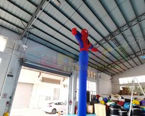 Wholesale Spider Skydancer Advertising Inflatable Air Dancer For Park from china suppliers