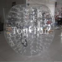 Wholesale Outdoor Environmental Giant Inflatable Bumper Balls For Rental / Human Inflatable Bubble Ball from china suppliers