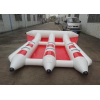 Wholesale Firproof Custom Inflatable Flying Fish Boat Water Surfing Board Water Equipmen from china suppliers