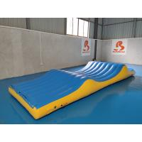 Quality Durable Inflatable Water Sport Slipping Wave Anti UV & Heat Material for sale