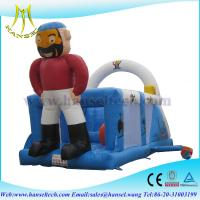 Wholesale Hansel inflatable toys tunnel rental,2014 hot giant inflatable water slide,inflatable ride from china suppliers