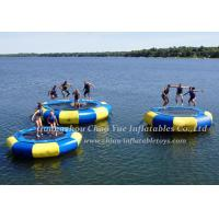 Wholesale 2015 Exciting Inflatable Water Trampoline for Water Park(CY-M2096) from china suppliers