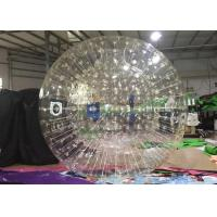 Wholesale Commercial PVC/TPU Inflatable Human Hamster Ball Outstanding Flexibility from china suppliers