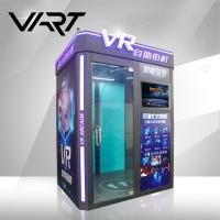 Quality High Profit VR Arcade Machines / Virtual Reality Simulator With HTC VR Game for sale