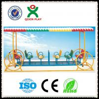 Wholesale Wholesale Price Swing Car for Children / Outdoor Gazebo Swing /balcony swing chair QX-100F from china suppliers
