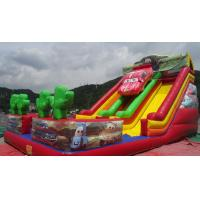 Wholesale 2014 hot sell inflatable slide with EN14960 certificate from china suppliers