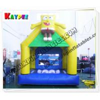 Wholesale Inflatable Spongebob Bouncer,inflatable cartoon bouncer from china suppliers