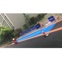 Wholesale Smellessness EPDM Running Track With Colored EPDM Rubber Granules Material from china suppliers