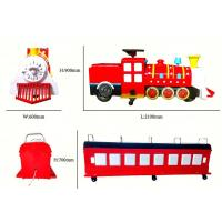 Wholesale Amusement Mini Trackless Tourist Train Rides For Indoor Children'S Play from china suppliers