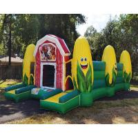 Wholesale Fall Event Inflatable Sports Games / Inflatable Corn Maze Obstacle Course from china suppliers