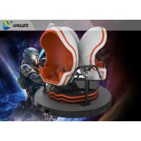 Wholesale Egg Shape 9D VR Cinema 360 Degree Movement Motion Seat 1 People 2 People 3 People from china suppliers