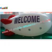 China Customized Helium Inflatables Advertising Balloon and blimp 4 to 8 Meter high on sale