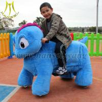 Wholesale Hansel new children plush electrical animal toy cars kids toys car from china suppliers