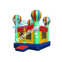 Quality Inflatable balloon bouncer,PVC Tarpaulin colourful bouncer,bouncry castle for for sale
