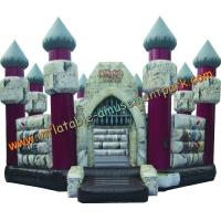 Wholesale Custom Tarpaulin Commercial Inflatable Bouncy Castle for Adults from china suppliers