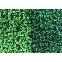 Wholesale PE + PP Water Saving Fibrillated Artificial Grass For Football Ground / Outdoor Artificial Turf from china suppliers