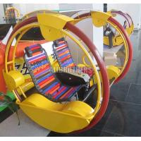 Wholesale Happy Leisure Carnival Bumper Cars , Outdoor Balance Kiddie Bumper Cars from china suppliers