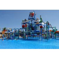 Wholesale Hot - Dip Galvanized Kids'water Playground Equipment  from china suppliers