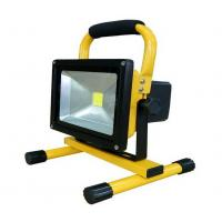 Buy cheap 30W / 50W Battery Powered Floodlight , Outdoor LED Flood Light High Power from wholesalers
