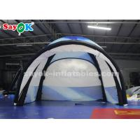 China Outdoor Camping Four Legs Inflatable Air Tent UV Resistant Moisture Proof on sale