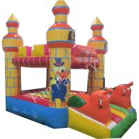 Wholesale Panda inflatable bounce house , toddler inflatable Bouncer castle from china suppliers