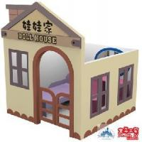 Wholesale Children Wooden Play Toy House from china suppliers