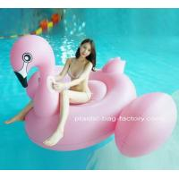 Wholesale Outdoor Summer Inflatable Floating Flamingo Toys Inflatable Swimming Flamingo Floats For  Water Fun from china suppliers