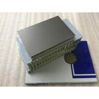 Wholesale Lightweight Aluminum Honeycomb Core PanelsHigh Strength For Rail Construction from china suppliers