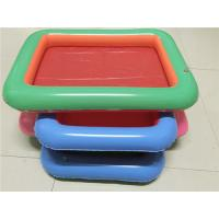 China Family Party Toys Indoor Inflatable Sand Tray or Ball Pit on sale