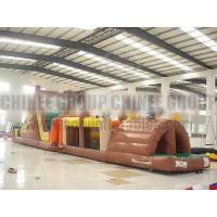 Buy cheap Inflatable pirate obstacle from wholesalers