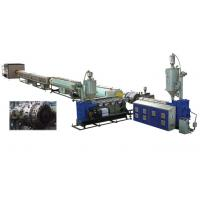 Wholesale Water Supply PVC Pipe Extrusion Machine Conical Twin - Screw Extruder from china suppliers