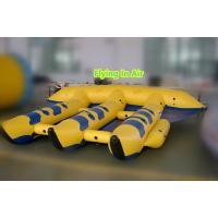 Wholesale G-14 PVC Inflatable Game- Inflatable Water Ship For Ten People from china suppliers
