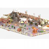 Wholesale shopping center soft play area indoor playground for children from china suppliers