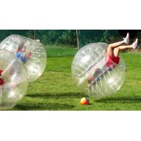 Wholesale Big Inflatable Bubble Soccer Diameter 1.2m / 1.5m / 1.8m For Head Sport Football from china suppliers