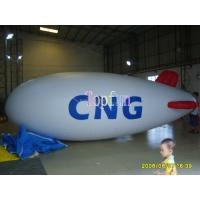 Wholesale Inflatable Advertising Balloon 6 Meters Long Inflatable Helium Blimp 0.2mm PVC from china suppliers