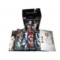 Wholesale Disney Movie Collection Set Orphan Black The Complete Series Children'S Dvd Box Sets from china suppliers
