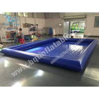 Buy cheap Inflatable swimming pool,inflatable single tube pool from wholesalers