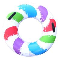 Wholesale Cute Single Round Pvc Inflatable swimming ring from china suppliers