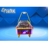 Quality Indoor Kids Star Air Hockey Game EPARK  Arcade Coin Operated Amusement Table game machine for FEC for sale