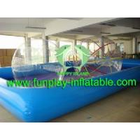 Wholesale Inflatable Water Ball Pool from china suppliers