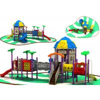 Wholesale professional high quality outdoor play set P-079 from china suppliers